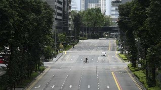 Singapura Masih Resesi, Ekonomi Kuartal III Minus 5,8 Persen