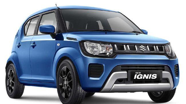 Ignis model baru masih didatangkan utuh dari India. Di Indonesia, Ignis bersaing ketat dengan Honda Brio RS dan Daihatsu Sirion.