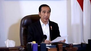 Jokowi Minta Paket Sembako Diterima Warga Sebelum Lebaran