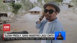 VIDEO: Glenn Fredly, Sang Maestro Lagu Cinta