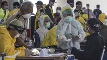Tambahan Kasus Harian Corona Jatim Tertinggi Secara Nasional
