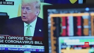 VIDEO: Trump Kehilangan Rp33 T karena Virus Corona