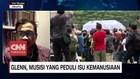 VIDEO: Glenn, Musisi Yang Peduli Isu Kemanusiaan