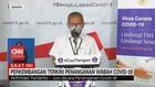 VIDEO: Update Corona 9 April: Positif, Sembuh dan Meninggal