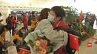 VIDEO: Tim Medis Tinggalkan Wuhan