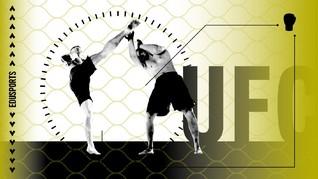 Edusports: Cara Petarung Menang di UFC