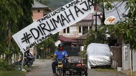 LSI Denny JA Usul Pelonggaran PSBB Dimulai dari Jakarta