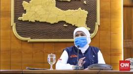 Corona Jatim 2.372 Kasus, Khofifah Sebut karena Tes Masif