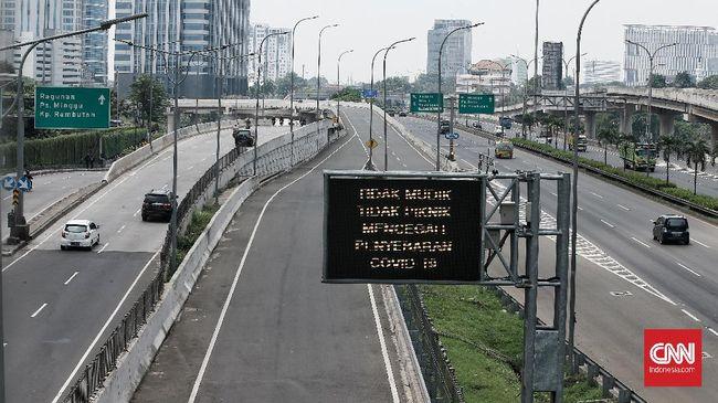 Psbb Jakarta Berakhir Besok Opsi Perpanjangan Menguat