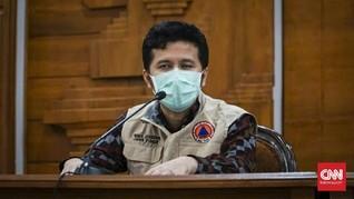 Emil Ungkap Sebab Kematian Kasus Corona di Jatim Tinggi
