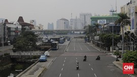 Kota Renta Jakarta Digempur Pandemi Corona