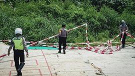 Polres Cilegon Bubarkan Lomba Burung Saat Wabah Corona