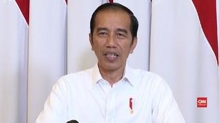 Harkitnas, Jokowi Singgung Solidaritas Sosial Atasi Corona