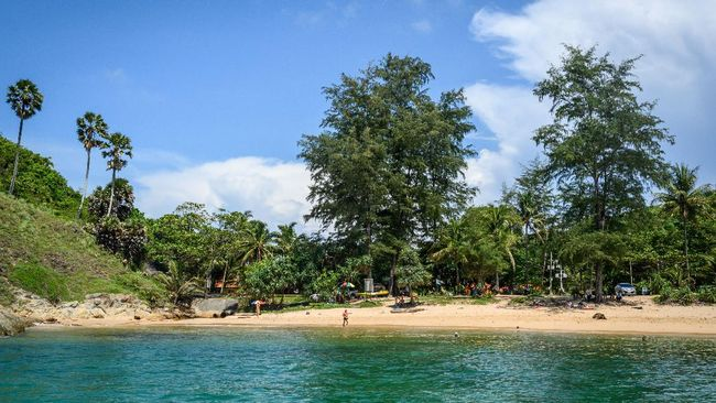 Thailand kemungkinan membuka gerbang pariwisata untuk turis mancanegara pada Oktober dan menggiring mereka yang datang untuk karantina di Phuket.