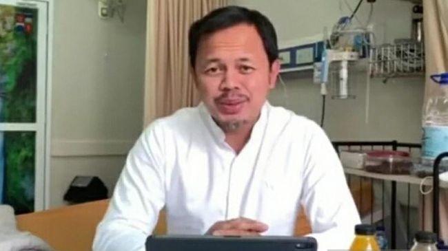 Gubernur Jabar Ridwan Kamil, Wali Kota Bogor Bima Arya, dan kepala daerah di Bogor, Depok, Bekasi, akan rapat dengan Gubernur Anies membahas PSBB total di DKI