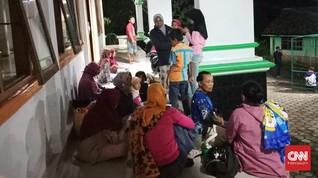 Trauma, Warga Kalianda Mengungsi saat Erupsi Anak Krakatau