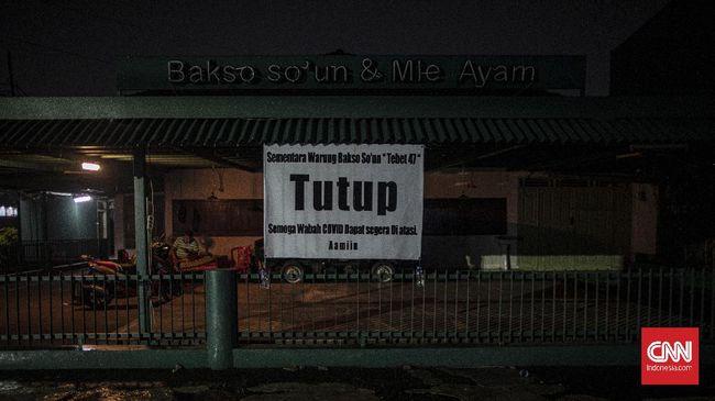 Suasana di Warung Bakso Soun
