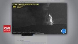 VIDEO: PVMBG: Dentuman Bukan Dari Erupsi Anak Krakatau