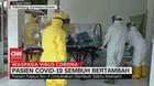 VIDEO: Pasien Sembuh Covid-19 di Palembang Bertambah