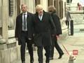 VIDEO: Sembuh dari Corona, PM Inggris Keluar RS