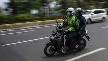 Cara Pilih Helm Penumpang Ojol Saat PSBB Transisi