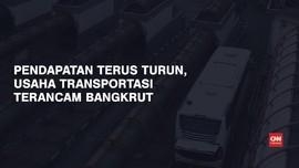 VIDEO: Bisnis Transportasi Terancam Bangkrut Karena Corona