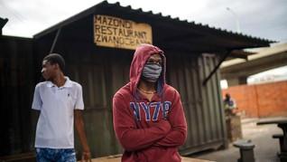 Presiden Zimbabwe Ancam Bui Pembuat Hoaks Perpanjang Lockdown