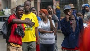 Dilema Lockdown di Afrika, Dihantui Kelaparan saat Pandemi