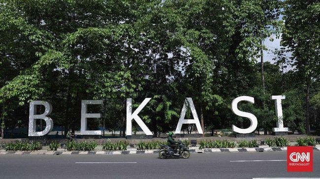 Pemkot Bekasi berharap warganya berhenti beraktivitas dan menyanyikan lagu Indonesia Raya pada pukul 10.17 hingga 10.20 WIB.