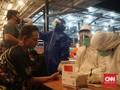 Anak Nongkrong di Surabaya Menjadi Sasaran Rapid Test