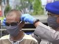 Petugas Mulai Karantina Warga Palembang yang Tak Pakai Masker
