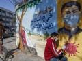 Gaza Terapkan Jam Malam Akibat Penularan Lokal Covid-19