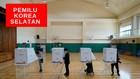 VIDEO: Pemilu Tetap Digelar Di Korea Selatan