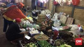 Gubernur Sumbar Minta Wapres Bantu Bangun 5 Pasar Rakyat