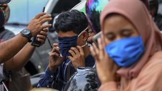 Pemkot Depok Denda Warga Tak Bermasker Rp50 Ribu Mulai Kamis