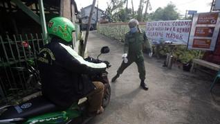Bupati Bogor Izinkan Ojol Bawa Penumpang, Jam Operasi Diatur