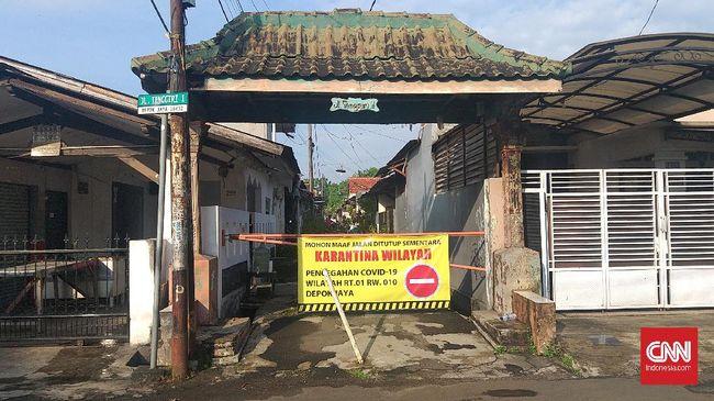Keputusan memperpanjang PSBB secara proporsional di wilayah Bogor, Depok, dan Bekasi lantaran kasus positif di wilayah tersebut naik dalam sepekan terakhir.
