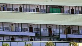 FOTO: Nasib Imigran Asing di Tengah Corona Singapura