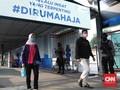Tangerang Perketat Aktivitas 10 Kecamatan Jelang PSBB
