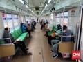 KRL Sumbang Penumpang Kereta Terbesar pada Juli 2020