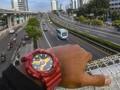 FOTO: Sejenak Melambatkan Denyut Jakarta