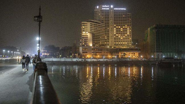 Mesir telah memasuki gelombang kedua Covid-19 di akhir November.