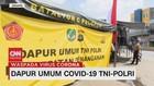 VIDEO: TNI - Polri Gelar Dapur Umum Covid-19