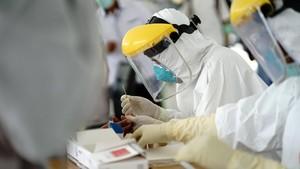 135 Tenaga Medis Jatim Positif Terinfeksi Corona