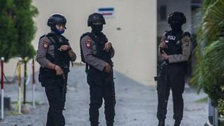 Dikira Razia Imigrasi, WNA Nigeria Keroyok Polisi