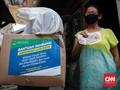 PSBB, Pemkot Bekasi Mulai Salurkan Paket 20 Ribu Sembako