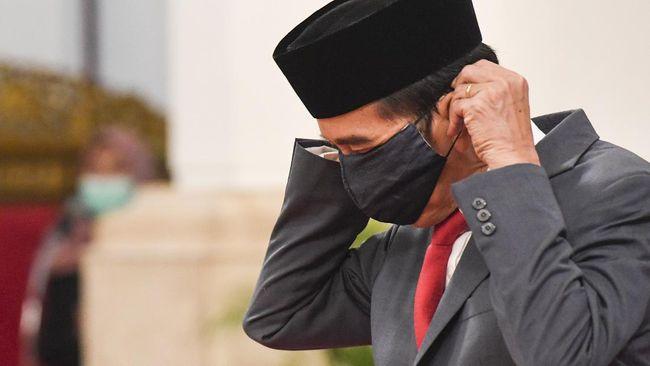 Survei: 52 Persen Warga Anggap Jokowi Cepat Tangani Corona