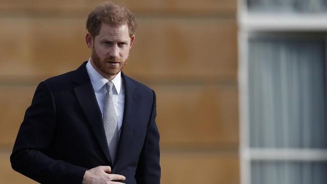Pangeran Harry Ungkap Alasan Mundur dari Tugas Kerajaan