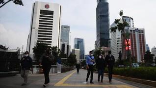 Langgar PSBB, 176 Perusahaan di Jakarta Ditutup Sementara