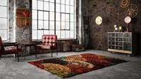 Furnitur vintage bisa menambah kesan klasik pada rumah dengan gaya industrial. (Foto: iStock)